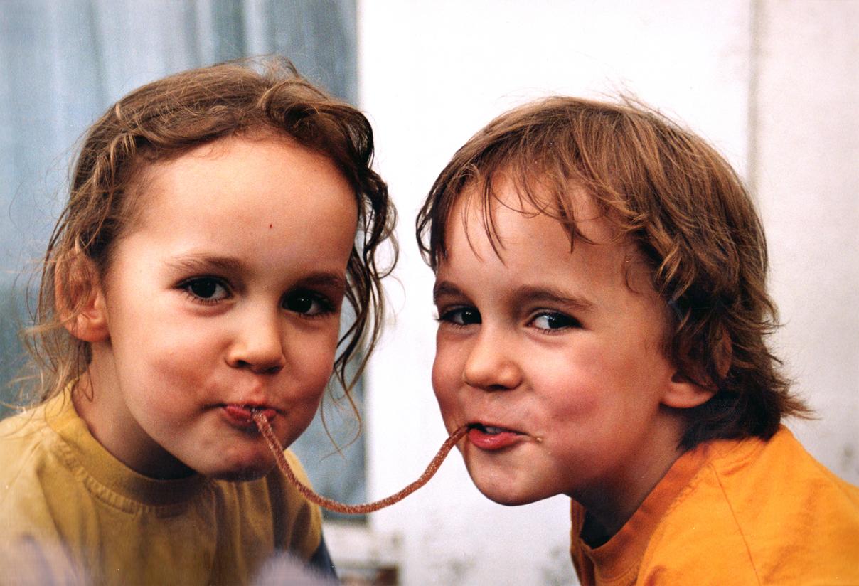 Kinderportrait, © A. Gerschlauer